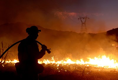Sonora reporta dos incendios forestales activos
