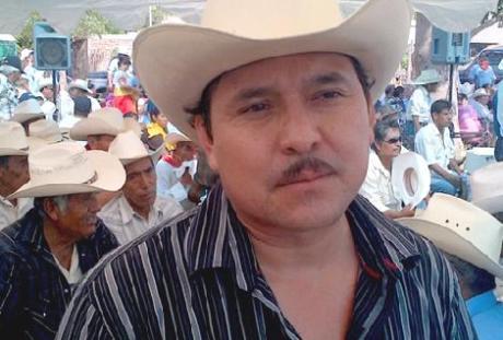 Mario Luna, vocero del movimiento contra el Acueducto Independencia.