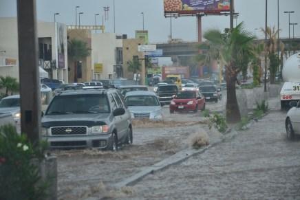 Emiten aviso meteorológico por posible tormenta de verano para municipios del norte de Sonora