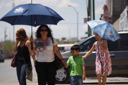 Alertan sobre peligrosa ola de calor a partir del próximo viernes en Nogales