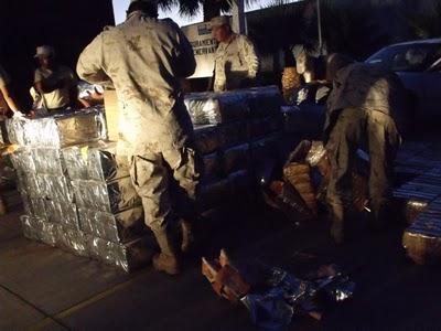 El Ejército Mexicano dio a conocer resultados correspondientes al mes de Junio.