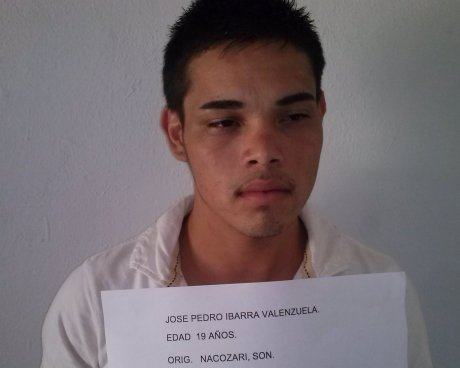 JOSÉ PEDRO IBARRA VALENZUELA.