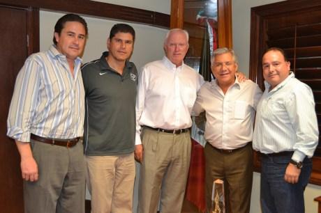 """Preparan """"Fiesta Mexicana de Beisbol de los dos Nogales""""."""