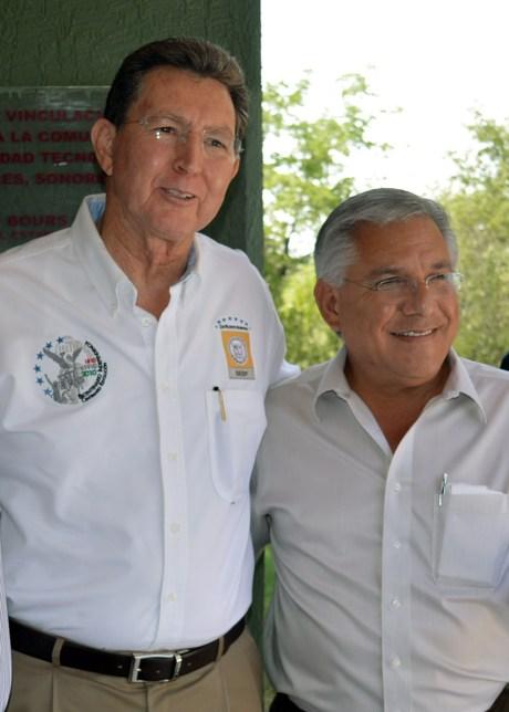 Reconoce Munro Palacio trabajo de RGM en materia de seguridad en Nogales.