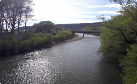 Afluente del río Mayo.