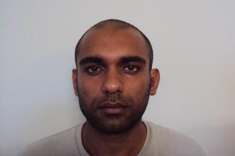 Singh Siddharth, detenido por homicidio.