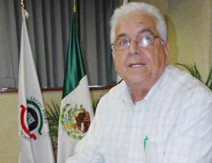 Adalberto Rosas López, firme opositor al Acueducto Independencia.