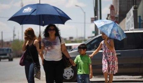 En algunos municipios sonorenses se ha mantenido el calor.