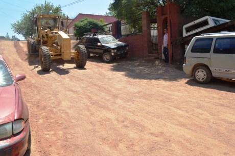 En proceso la pavimentación de 20 calles en Nogales.