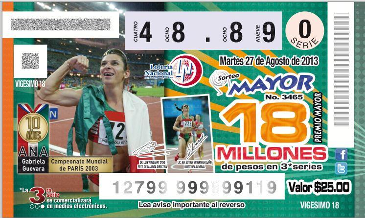 Resultado de imagen para loteria nacional mexicana