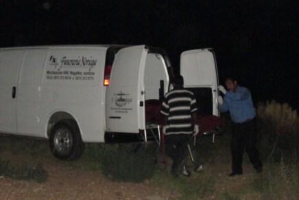 Hallan cadáver decapitado en las inmediaciones de la Preparatoria Municipal