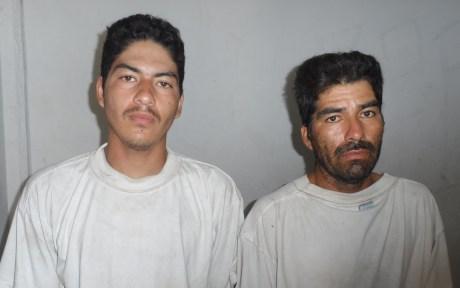 JORGE RAMOS SÁNCHEZ Y JORGE LUIS RAMOS PARRA, PROBABLES RESPONSABLES DE ROBO A CASA HABITACION.