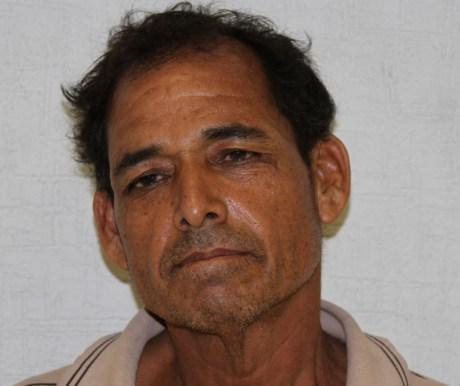 José Agustin  Avalos Cárdenas, detenido en posesión de marihuana y cristal.