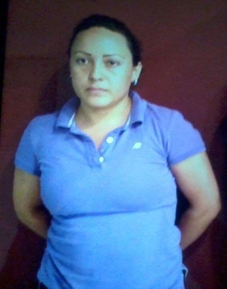 LOURDES ESPARZA VALENZUELA, PROBABLE RESPONSABLE DEL DELITO DE HOMICIDIO.