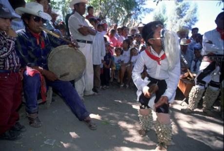 La tribu Mayo en Sonora.