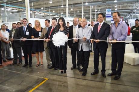 """Participa RGM en inauguración de la """"Expo Proveeduría 2013""""."""