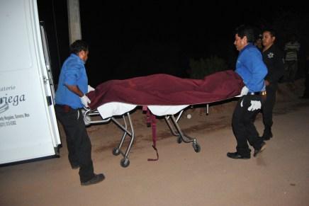 Hallan cuerpo de un hombre en fosa, cerca de La Mesa