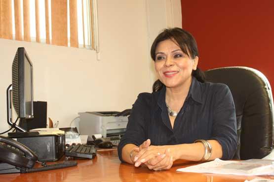 Adriana Lozano Sotelo.