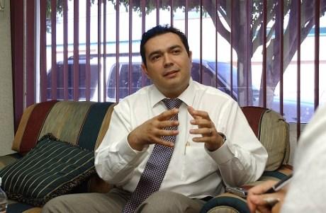 Eduardo Romero Campa.