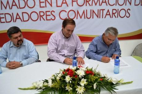 Firma RGM carta de colaboración con el Poder Judicial del Estado.