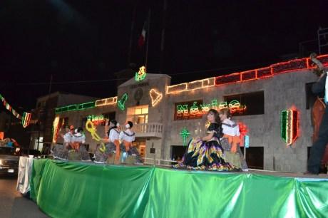Inaugura Gobierno Municipal Fiestas Patrias 2013.