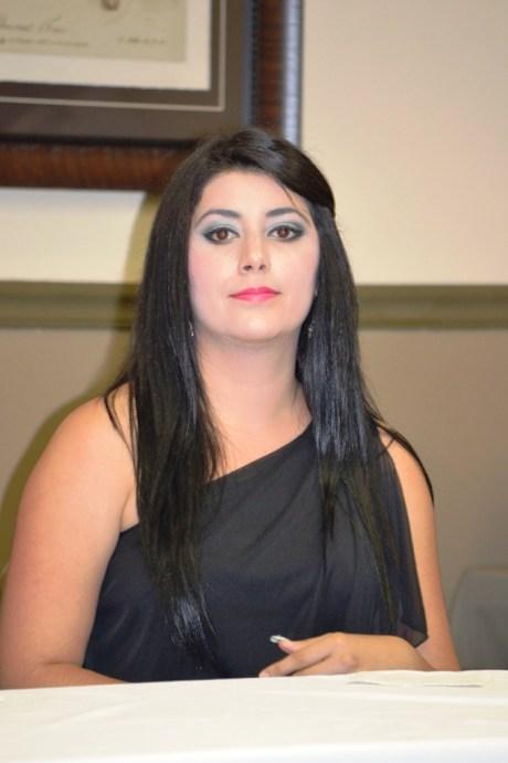 Valeria Rojo, de la Unison.