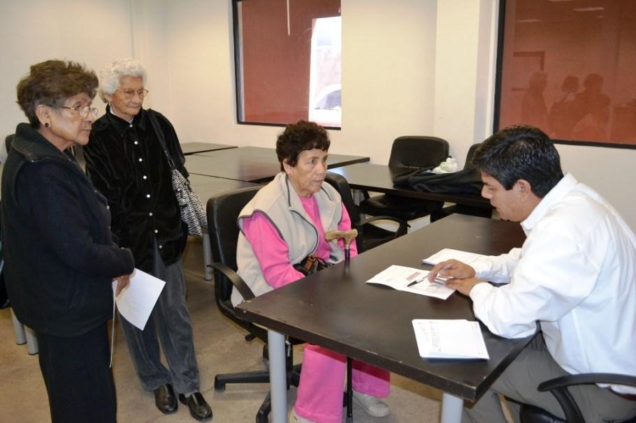 Ofrecen prueba de Osteoporosis gratuita.