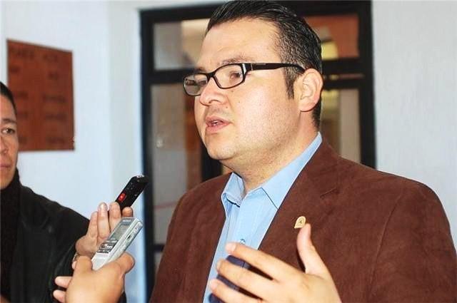 Raúl Ramírez, titular de la CEDH.