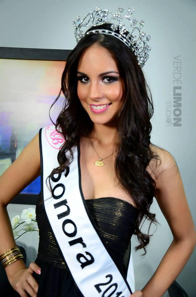 Vanesa López Quijada, originaria de Nogales, Sonora.