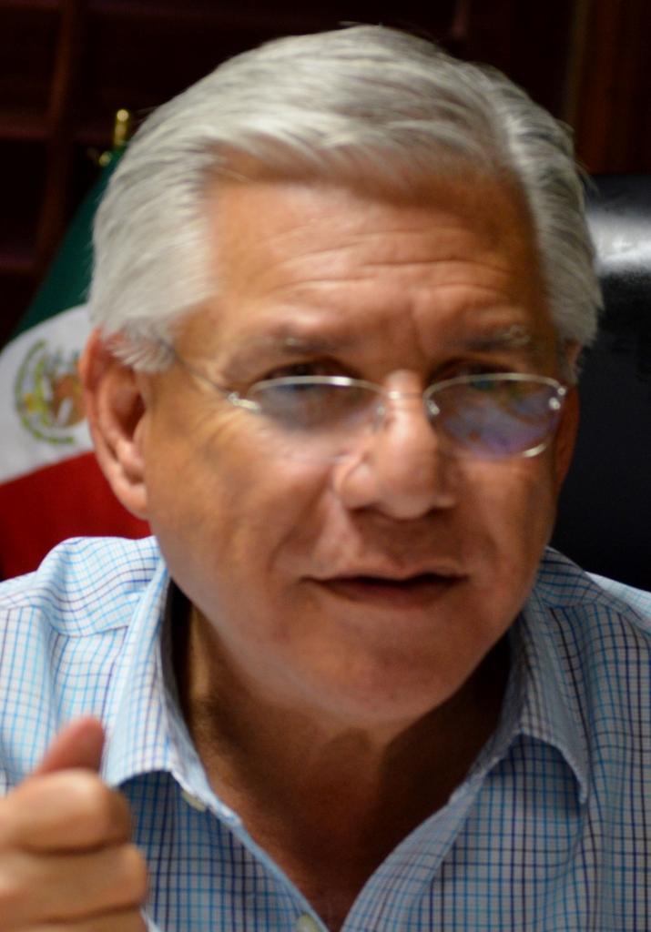 Alcalde Ramón Guzmán Muñoz.