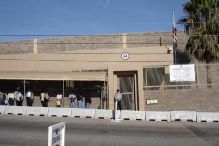 Ayuda militar de Nogales a sujeto para que tramitara la Visa con documentos falsos
