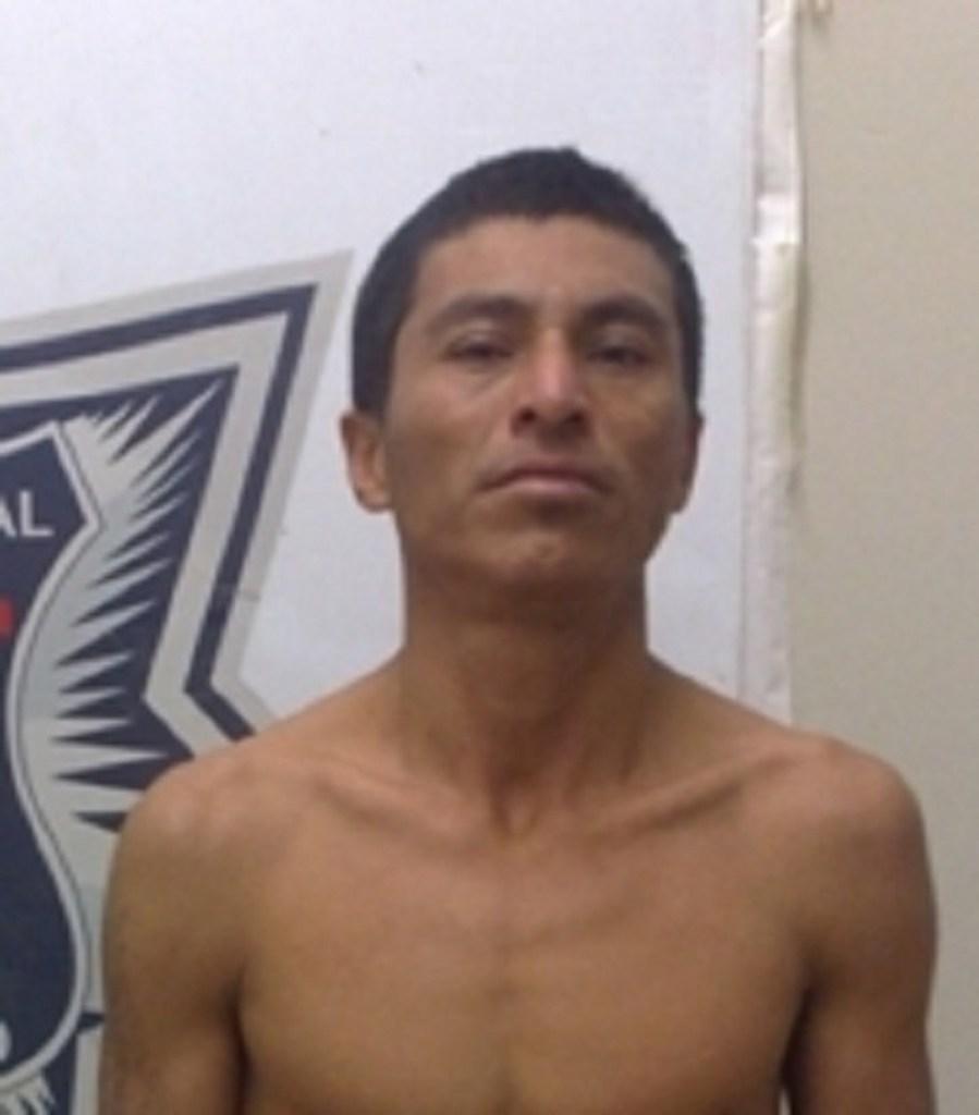 ANTONIO MARTÍNEZ MARTÍNEZ DETENIDO POR SER PROBABLE RESPONSABLE DEL DELITO DE HOMICIDIO.
