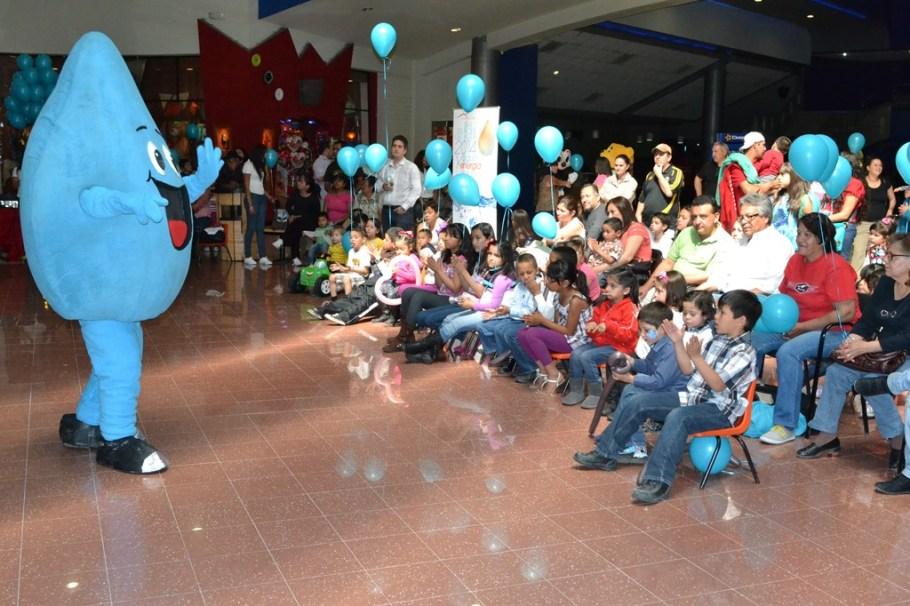 Celebra Gobierno Municipal Día Mundial del Agua.