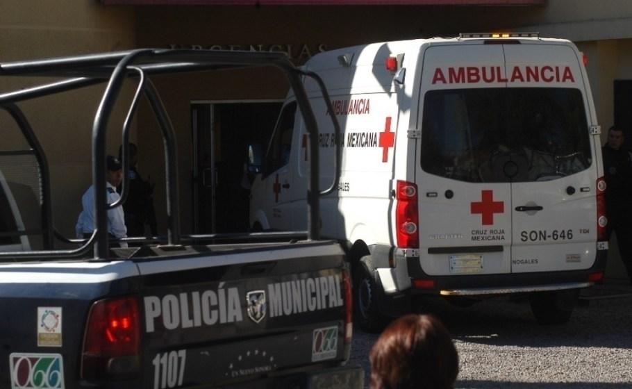 El bebé fue trasladado al Hospital General donde se reportó como delicado de salud.
