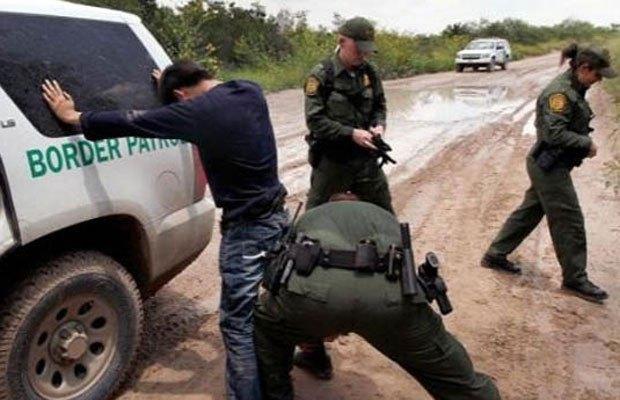 Termina muerto a balazos migrante que apuñaló a elemento de la PF en Nogales, AZ