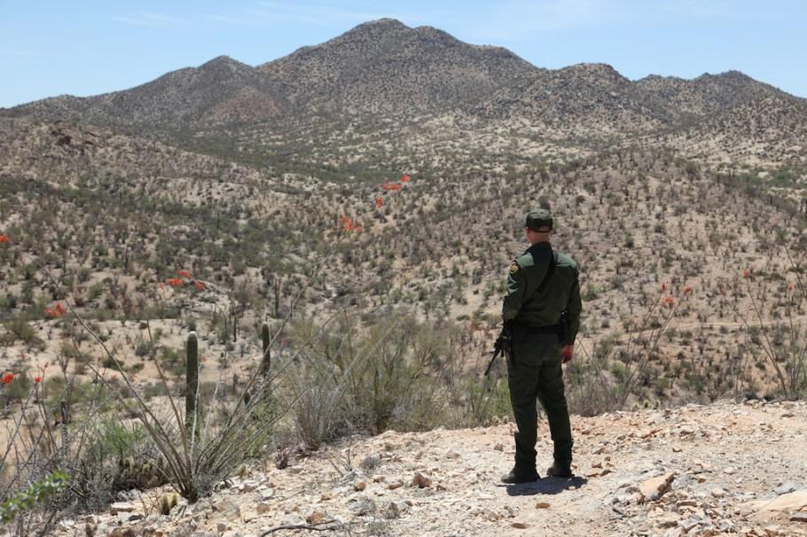 Foto cortesía Border Patrol.