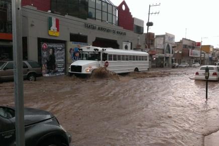 Alertan por fuertes lluvias para este fin de semana en todo el estado