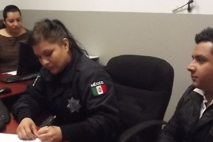 Se capacitan policías de Cananea en Nogales por Plataforma México