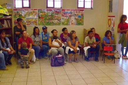 """""""Creemos en el real interés de Yanula de apoyar la educación"""", profesora de preescolar"""
