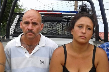 Cuatro pacientes de centro de rehabilitación detenidos por robo en la colonia Embarcadero