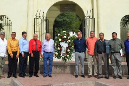 Conmemora Gobierno Municipal 2012-2015 el 97 aniversario de la Gesta Heroica