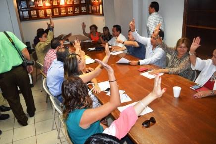 Encabeza Ramón Guzmán última sesión ordinaria de Cabildo