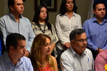 En desacuerdo panistas ante cancelación de reuniones con funcionarios municipales