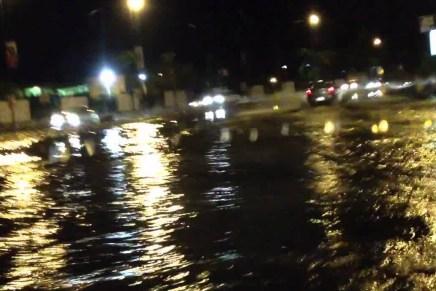 """Genera huracán """"Linda"""" lluvias en la mayor parte del estado"""