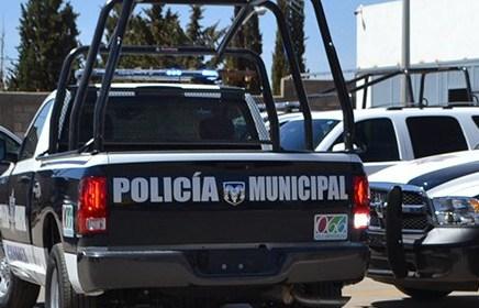Comando armado atraca pizzería por la Ruiz Cortinez
