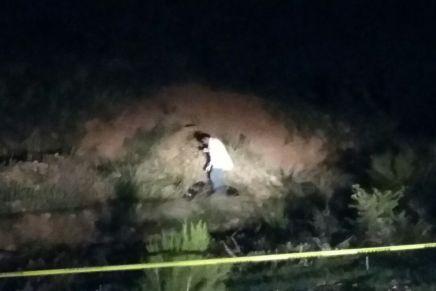 Identifican como César Isai Rodríguez Campoy a persona hallada asesinada en Los Peyos