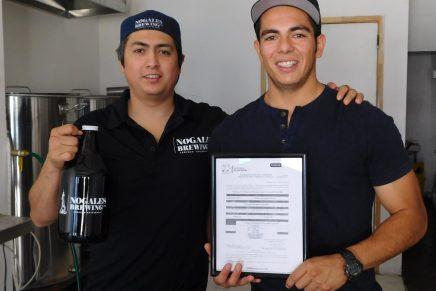 Continúa el crecimiento de la Nogales Brewing Company, ya tienen permiso de Alcoholes
