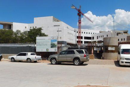 Para la CTM, en octubre terminan la obra del nuevo hospital regional del IMSS