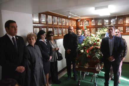 Rinden homenaje a regidor Eleazar Coronado