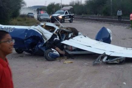 Cuatro muertos tras desplomarse avioneta en Magdalena… Hay video